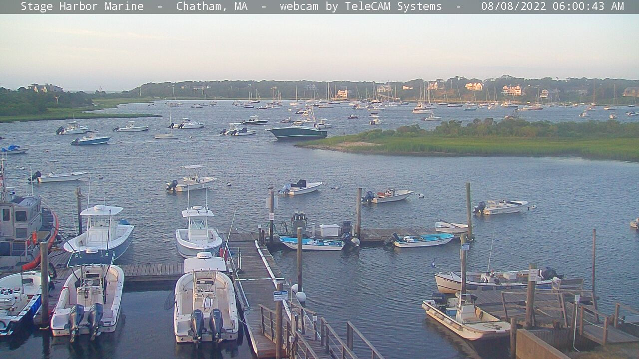 Stage Harbor Webcam