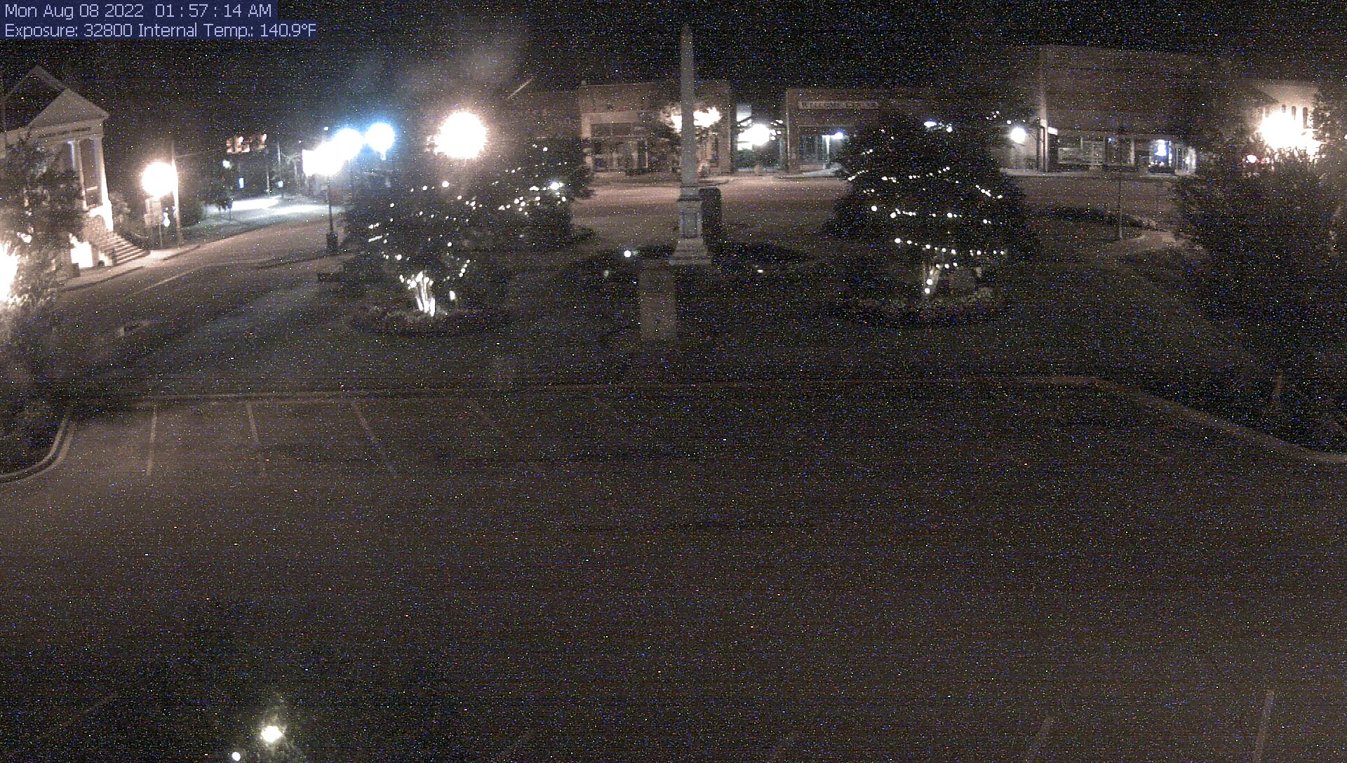 Edgefield Town Square