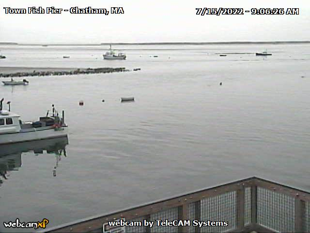 Chatham Fish Pier Webcam 2