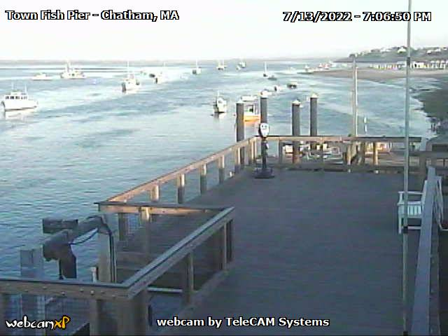 Chatham Fish Pier Webcam 3